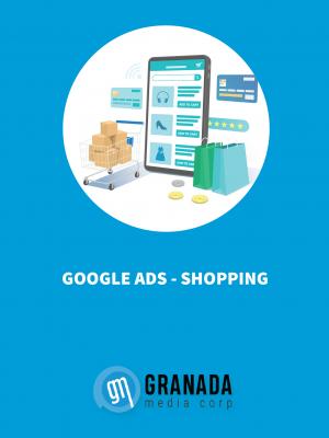 Google Ads - Shopping